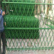仿竹护栏 马鞍山绿化小栏栅 绿化用新型围栏厂家