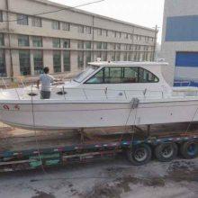 湛江玻璃钢船厂专业钓鱼船游艇快艇批发