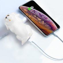 麦基科技移动电源定制 卡通模型充电宝开模定做 员工福利礼品手机电源刻字印logo