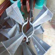 沧州汇鹏轴向限位板 汽水管道XZ1轴向限位板 尺寸加工