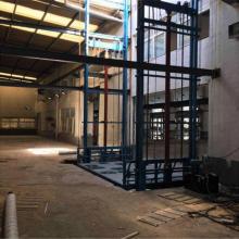 抚州壁挂式升降货梯价格 五层油压链条式升降机厂家
