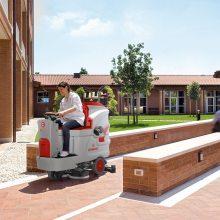 意大利进口驾驶式全自动洗地机 COMAC 洗地车Innova 100