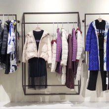 【布石】杭州知名品牌专柜女装尾货折批发走份 四季青女装一手货源