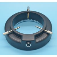 显微镜使用的LED环形光源 夹持内径为47mm的环形灯 可调节LED光源