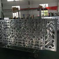 雕花镂空幕墙铝单板,商店门头雕花铝板生产厂家