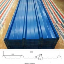 商丘彩钢板厂家供应YX38-300-900型组合墙面板
