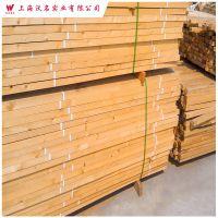 俄罗斯云杉木材 原木 云杉木方 家具烘干板材 制作工艺品用料