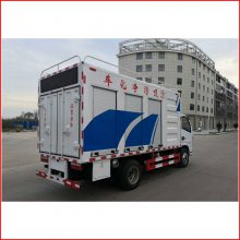 化粪池吸污净化车采用东风原厂底盘外形美观功能强大