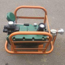 矿用气动液压油泵 风动液压油泵 张拉机具油泵 液压泵