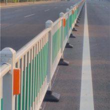 山东塑钢护栏(图)-PVC市政护栏特点-酒泉护栏