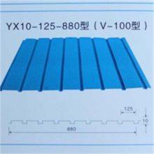 辽阳市彩钢板厂家YX11.5-110-880型墙面彩钢瓦