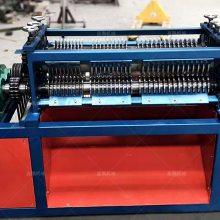 鑫鹏散热器拆分机水箱散热片拆解机生产图片