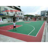 湖南篮球场地施工需要多少钱 篮球场地施工组织设计 室外篮球场地面材料价格