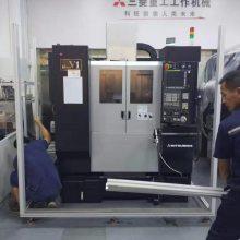 日本 进口 三菱集团 三菱重工超高精密加工中心 三轴 五轴联动!