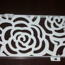 【氟碳雕花铝单板外墙】-雕刻铝板天花-室内吊顶雕花板