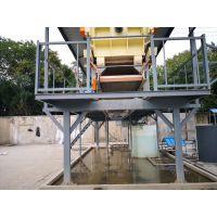 石场泥浆压榨设备锯磨污泥水自动脱水