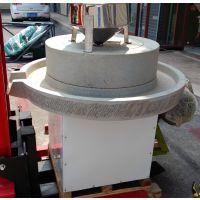 大量销售家用小型电动石磨机 电动石磨豆浆机拓邦优惠促销