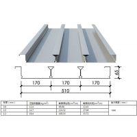 南通闭口楼承板YXB65-170-510 建筑钢承板_上海新之杰压型钢板厂