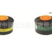 中西(LQS厂家)防毒面具滤毒罐(小罐)型号:NX15-HSGF500库号:M334313