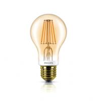 飞利浦7.5瓦 LED复古球泡 7W吊钟泡 梨泡