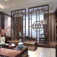 酒店订制不锈钢隔断,不锈钢装饰花格厂家