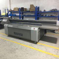 定制不锈钢平板UV印刷机 金属字UV打印机 广告字门头广告牌喷绘机