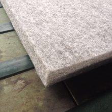 聚酯纤维棉 阻燃棉 B1级阻燃聚酯纤维吸音棉 白色聚酯纤维隔音棉