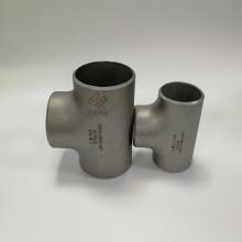 304不锈钢三通 304无缝三通DN80 工业不锈钢三通