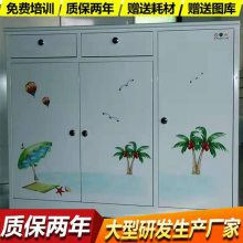 在木门上直接印花的设备橱柜门印花机金属板印花机深圳龙润