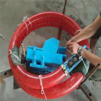 澜海智造 水稻气力吸粮机 75吨大型气力输送机 风吸式颗粒抽粮机