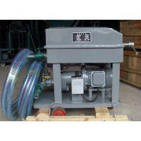 重庆通瑞BK-50压力式板框滤油机,过滤油液中的大量机械杂质少量水分