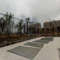 运动场护栏 施工护栏 焊接防护网