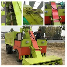 根据牛场养殖高度定制柴油清粪车 砖地也能轻松除粪的铲粪车 中泰机械