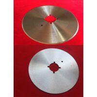厂家供应工业圆刀片 合金圆刀 大回旋刀片 非标材质定制