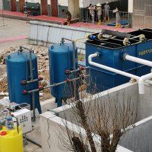 广西种猪养殖污水处理配套工艺设备,一体化设备、气浮装置、过滤装置、消毒设备-竹源