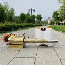 大棚种植灭虫烟雾机 高效率农用喷药机 经久耐用水雾烟雾机厂家直销