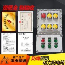 BXM51防爆配电箱BXK防爆控制箱BXX防爆检修电源插座箱防爆开关箱