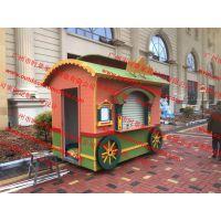 哪里可以定做步行街餐饮售货车广场小吃车售货亭贩卖车的?