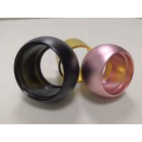 CHEZ.D 诚之德 6063铝制品氧化 6061铝合金氧化铝管加工 铝型材加工定制