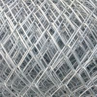 菱形勾花网 建筑防护网兴来 pvc勾花网介绍材质