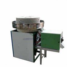 厂家直销全自动商用石磨面粉机大型电动组合式磨面机小麦面粉加工