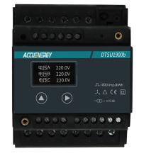 爱博精电导轨计量电表DTSU1900b,商业连锁与轨道交通标配仪表