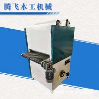 厂家加工木工机械半自动定尺砂光机定厚双砂三角宽带砂光机
