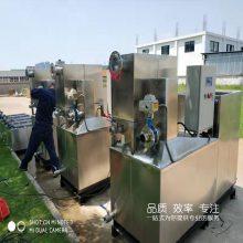 甘肃天水大酒店用半自动隔油提升一体化设备