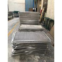 供应菱形孔铝网板-密拼天花铝板网标准-六角型孔岩棉毡铝板网吸声墙面-obd