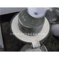 电动石磨机豆浆石磨低温研磨 豆腐加工厂专用黄豆石磨 电动豆浆石