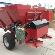 撒粪机的做法山东德州市撒肥车天盛机械