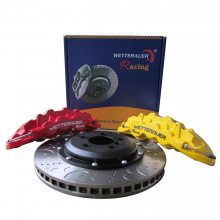 英国深度WETTERAUER(韦德摩尔)品牌刹车改装套件升级四六活塞套装