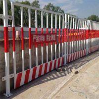 临边栏杆网 万泰护栏网 黄色警示护栏