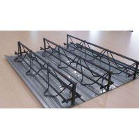 铜陵60克锌层钢承板厂家生产TDA5-110型钢筋桁架楼承板